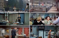 The Best of Everything (1959) Art Direction: Mark-Lee Kirk, Jack Martin Smith, Lyle R. Wheeler, Set Decoration: Stuart A. Reiss, Walter M. Scott