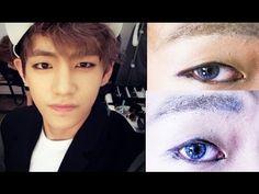 BTS inspired makeup(방탄 소년단)