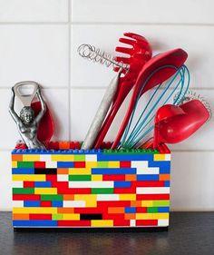 LEGO my utensils.
