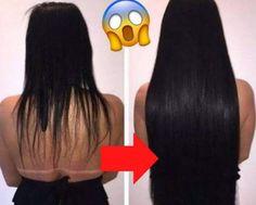 Truque caseiro que faz os cabelos crescerem fortes em menos tempo