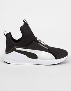 07ec0eed551 PUMA Fierce Core Womens Shoes Black Bass Shoes