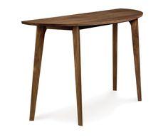 Copeland Furniture Sofa Table 5-CAL-60-04