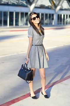 15 Unique Work Outfits With Dresses | Styleoholic