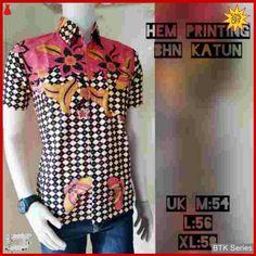 PIN Fashion Baju Hem Batik Caturwulan Modis