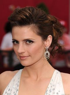 Stana Katic... Kate Beckett... Nikki Heat... Whatever you want to call her, she's a stud. #Castle. <3
