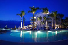 The Regent Palms Turks & Caicos #WorldsBestHotels2014 Hotel Recommended for Food Allergies. Future Trip ideas