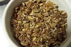 What to do with HICKORY NUTS ???