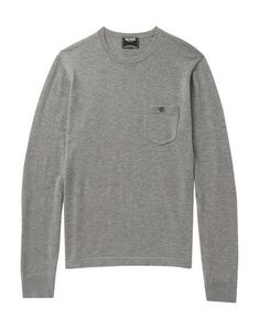 Todd Snyder Cashmere Blend In Grey Todd Snyder, Cashmere, Mens Fashion, Grey, Sweatshirts, Long Sleeve, Sleeves, Sweaters, Mens Tops