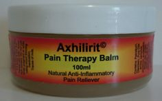 Axhilirit© Pain Therapy Balm. Suitable for Pain Management associated with Stress Spasms and Muscle Injury. Ideal for massage purposes. Axhilirit© Pain Therapy Balm may be used as a soothing and therapeutic balm to manage pain related to muscle injuries and stress. Ideal for massage purposes and for a longer release period of the pain combating oils. For more info visit www.healing-oil.co.za Sports Gel, Muscle Strain, Sprain, Pain Management, The Balm, Period, Massage, Stress, Therapy