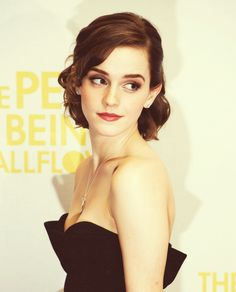 Emma Watson at Screening of The Perks of Being a Wallflower