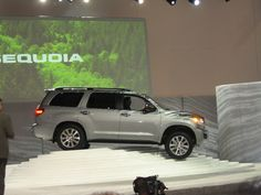 2015 Toyota Sequoia | wallpaperxy.com 3 rows of real seating...not a small cheap third row like many have
