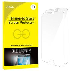 The  JETech 2-Pack iPhone 6/6s Plus Screen Protector Tempered Glass Film for Apple iPhone 6 Plus and iPhone 6s Plus 5.5-Inch  is without doubt one of the good, inexpensive product you can come across on Amazon. I'm confident you've heard both pro and con regarding JETech 2-Pack iPhone 6/6s Plu...
