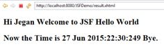 <p>In this tutorial, let us see how to create a simple hello world web application using JSF 2.x MVC framework in eclipse with maven support. JavaServer Faces (JSF) is part of the Java Platform, Enterprise Edition, that is used for building component-based user interfaces for web applications. Before continuing to …</p>