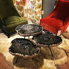 Petrified wood is stunning and these new tables do not disappoint! #arhuasinmyhouse #arhaus #arhausfurniture #design #designs #designer #interiors #interiordesign #interiordesigner #goals #luxurylifestyle #lifestyleblogger #neversettle #fitfam #fitspo #gay #gaystagram #instagram #instagay #instafit