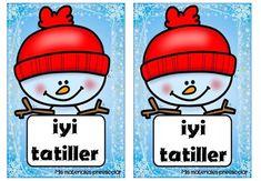 Classroom Activities, Istanbul, Polaroid, Printables, Education, Winter, Class Activities, Print Templates, Onderwijs