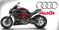 La firma Ducati ya pertenece a Audi