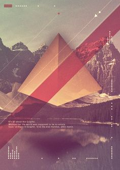 Pyramid. by LyKy Dragos, via Behance