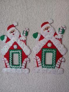 Felt Christmas Decorations, Felt Christmas Ornaments, Christmas Balls, Christmas Crafts, Xmas, Holiday Decor, Fun Crafts, Diy And Crafts, Arts And Crafts