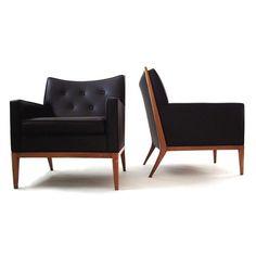 Paul McCobb model 1322 lounge chair #mcm