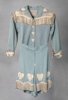 Terrie Davis' Nudie's Shirt and Skirt