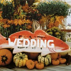 DIY Wedding Ideas: 7 Sweet Wedding SignsTheKnot.com -