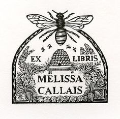 Andy English's Engraved Bookplates
