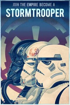 Star Wars: Stormtrooper - Star Wars Poster - Ideas of Star Wars Poster - Star Wars Clone Wars, Finn Star Wars, Star Wars Boba Fett, Star Trek, Star Wars Fan Art, Star Wars Pictures, Star Wars Images, Akali League Of Legends, Cuadros Star Wars