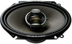 Pioneer TSD6802R 6 X 8 2-Way 260 Watt Speakers by Pioneer. $65.03. Amazon.com                These 6-by-8-inch, two-way speakers from Pioneer deliver 260 Watts of maximum power (60 Watts nominal), and provide a custom fit for Ford and Mazda vehicles. They feature rock-solid woofers, literally--basalt fiber (interwoven with aramid) is extremely rigid and lightweight, for serious sound integrity. Pioneer's rear chamber tweeter enclosures boast an extended mid-range...