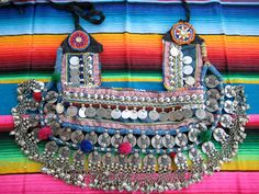 Tribal Belts. Festival Fashion. www.facebook.com/TribalColours