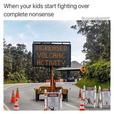 You know what's coming and there's nothing you can do about it. Parent Humor, You Can Do, Parenting, Canning, Funny, Kids, Instagram, Young Children, Boys