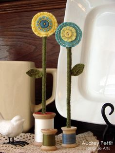 Spring Bouquet – Audrey Pettit Designs