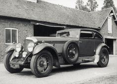 """... Bentley """"Blowers"""", de Speed Six, but truly the Barnato """"Blue Train"""" Bentley is for me an unbelievable car. The Barnato """"Blue Train"""" Bentley. Only this is not a blower, but stil..."""