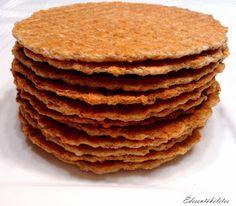 Reform sajtos tallér Hungarian Recipes, Hungarian Food, Crackers, Gluten Free, Sweets, Bread, Cookies, Healthy, Breakfast