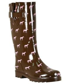 I want some soo bad !!!! Lol....so I don't get muddy when I tend to  my horse ,dogs, and goats !