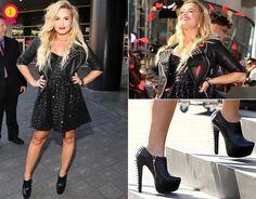 LOVE those shoes!!!!!!!!!!!!!!.Demi Lovato 2013   ... Demi Lovato Brasil   Sua maior e melhor fonte sobre Demi Lovato no