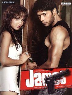 James 2005 Hindi WEB HDRip 480p 350mb
