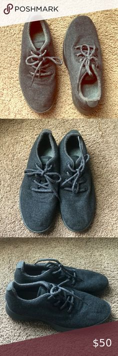 out of the box Super Comfortable shoes! ALLBIRDS Wool Runners BRAND NEW!