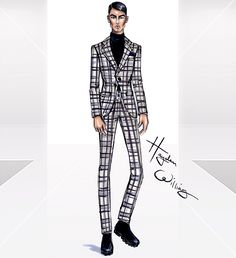 'The Plaid Suit' by Hayden Williams