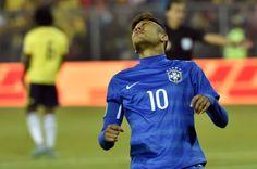 Copa America 2015: Neymar suspendido inicialmente por una fecha