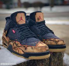 What would you call these Jordan by ⠀ Custom Jordan Shoes, Custom Jordans, Jordan Shoes Girls, Air Jordan Shoes, Custom Shoes, Girls Shoes, Custom Sneakers, Sneaker Plug, Sneaker Art