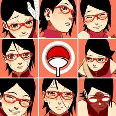 Well I have the fears The pain And the tears I just can't hide Naruko Uzumaki, Sasusaku Doujinshi, Sarada Uchiha, Naruto Couples, Naruto Girls, Sakura And Sasuke, Sakura Haruno, Anime Naruto, Cr7 Wallpapers