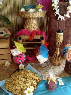 Hawaiian Luau | CatchMyParty.com