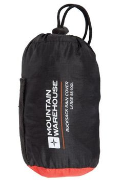 Mountain Warehouse Backpack Rain Cover Large 55  100Litre Orange >>> Learn more by visiting the image link.