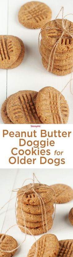 Soft baked doggie cookies are irresistible. Pefect for older dogs or dogs with dental issues. But ALL DOGS love these cookies!