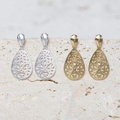 Luis Pasteur, Drop Earrings, Jewelry, Jewels, Jewlery, Bijoux, Schmuck, Drop Earring, Jewerly