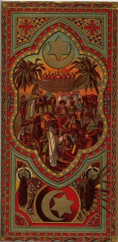 eBay item: Colourful 1920s FEZ HAT Label, Arab Traders. Absolutely superb chromo litho printing. In November 1925, the Turkish Government abolished the wearing of Fez Hats which had been the national headgear.  The Fez industry, mainly centred in Czechoslovakia and Austria, lost a major part of its market overnight.  As a result, these labels have survived in some numbers. Mint condition - never used.
