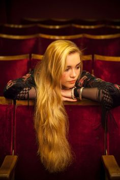 Actor, singer and songwriter Florence Pugh