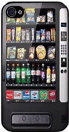 vending machine iphone case