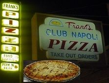 Franks Pizza in Silvis, IL.... Best Pizza in the world, Hands down!