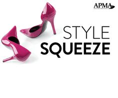 Feeling the Style Squeeze? Beat Bunion Blues with APMA! Podiatry, Bunion, Feet Care, Pumps, Heels, Christian Louboutin, Blues, Medical, Healthy
